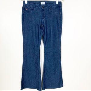 Hudson Flare Wide Leg Jeggings Size 28